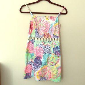 Lilly Pulitzer dress/romper